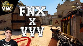 CS:GO - FNX vs vVv [RGN Freedom Cup]