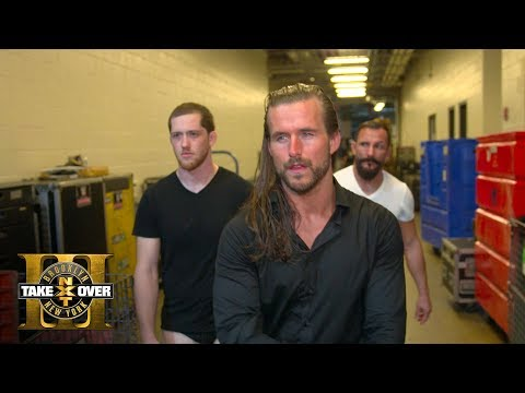 Adam Cole, Kyle O'Reilly and Bobby Fish leave the Barclays Center together: Aug. 19, 2017
