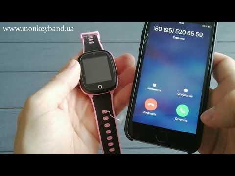 Полная Настройка Детских GPS Часов. Что умеют Uwatch HW11