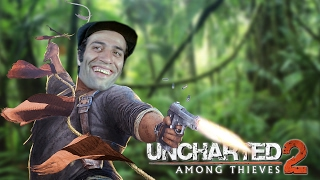 BOMBACI NATHAN - Uncharted 2 Among Thieves Remastered - Bölüm 10