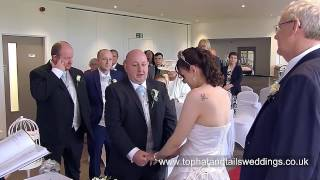 Wedding Videography and Photography  Leigh Cricket Club Wigan