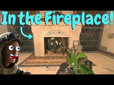 Best Hiding Spot on Fortress in Rainbow Six Siege