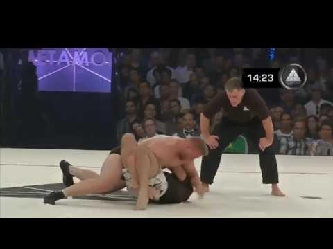 Josh Barnett vs Dean Lister | Metamoris 4 (August 9, 2014)
