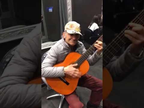Il buono,il brutto e il cattivo....con una chitarra,incredibile!!!