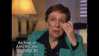 "Jean Stapleton discusses Edith's death on ""Archie Bunker's Place"" - EMMYTVLEGENDS.ORG"