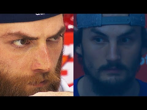 Who Did It Better - Holtby or Hellebuyck?