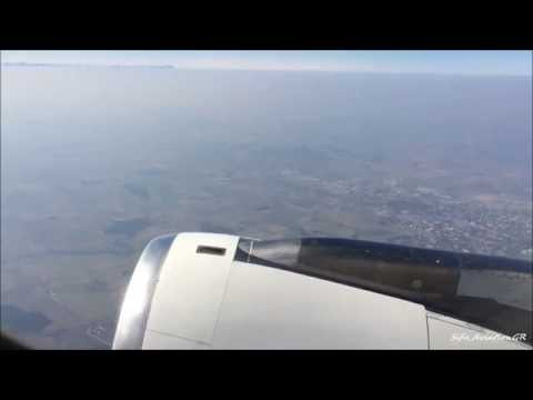 Incredible Airbus A320 Takeoff From Munich on Aegean Airlines