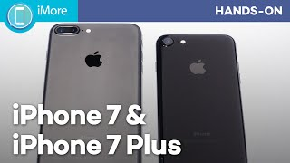 iPhone 7 and iPhone 7 Plus hands on!