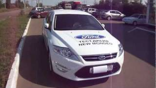 2011 Форд Мондео.Обзор (интерьер, экстерьер).