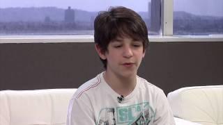 Zachary Gordon Diary Wimpy Kid Rodrick Rules Interview