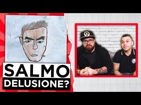 SALMO - PLAYLIST ( disco completo ) | LA CRITICA by ARCADE BOYZ  2018