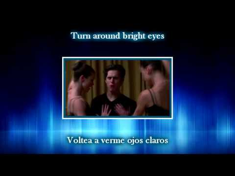 Glee - Total Eclipse Of The Heart / Sub Spanish With Lyrics