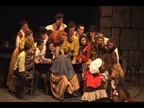 Les Miserables School Edition - Master of The House & Thenardier Waltz of Treachery