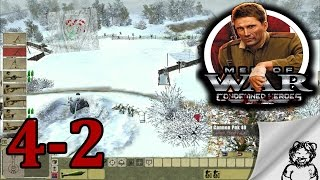 """Men of War: Condemned Heroes - Payment in blood - Mission 2 """"Point of Command"""" Part 2"""