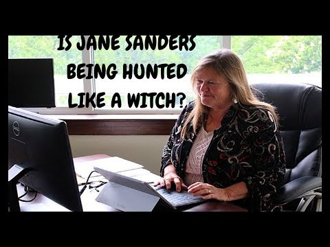 Is the Jane Sanders Investigation a Witch Hunt