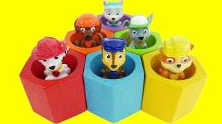 best learning toys video for kids learn colors with paw patrol preschool toddler toy bees in beehive
