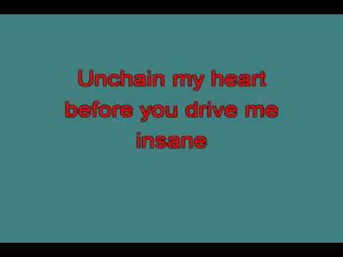 UNCHAIN MY HEART 714893 [karaoke]