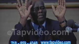 Dr  John Henrik Clarke Malcolm X The Man and His Time