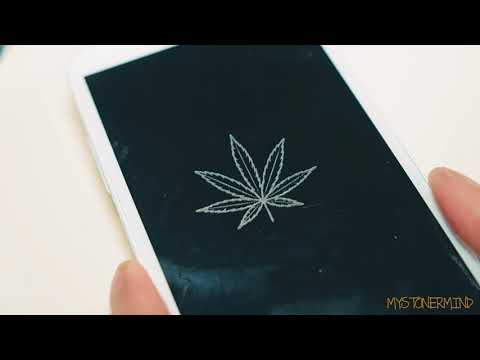 Laser Engraving My Phone Screen !