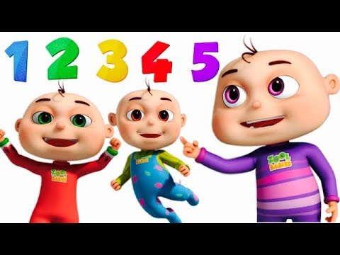 Counting Song | Learn Counting With Zool Babies | Nursery Rhymes & Kids Songs | Videogyan 3D rhymes