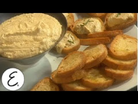 Artichoke And Goat Cheese Spread - Emeril Lagasse