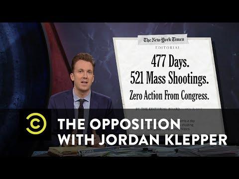 The Opposition w/ Jordan Klepper - Running Away from the Gun Control Debate