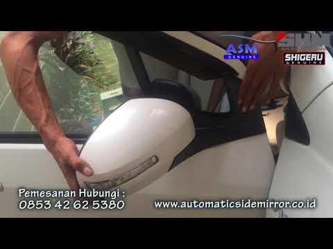 TUTORIAL-Suzuki Ertiga Pasang Retract Spion Switch Single thumbnail