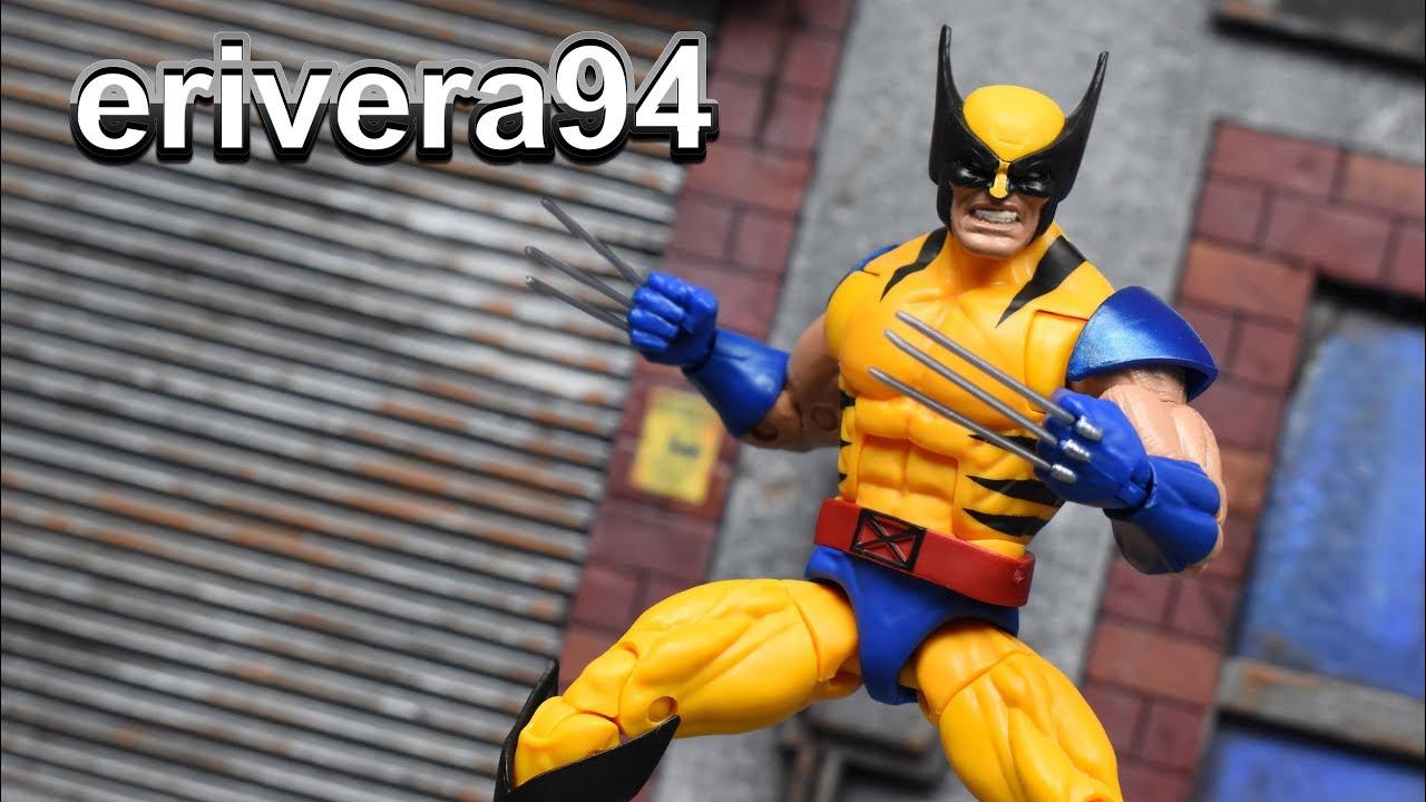 "NEW Marvel Legends 6/"" Wolverine X-Men Wave 3 w// Apocalypse READY TO SHIP!"
