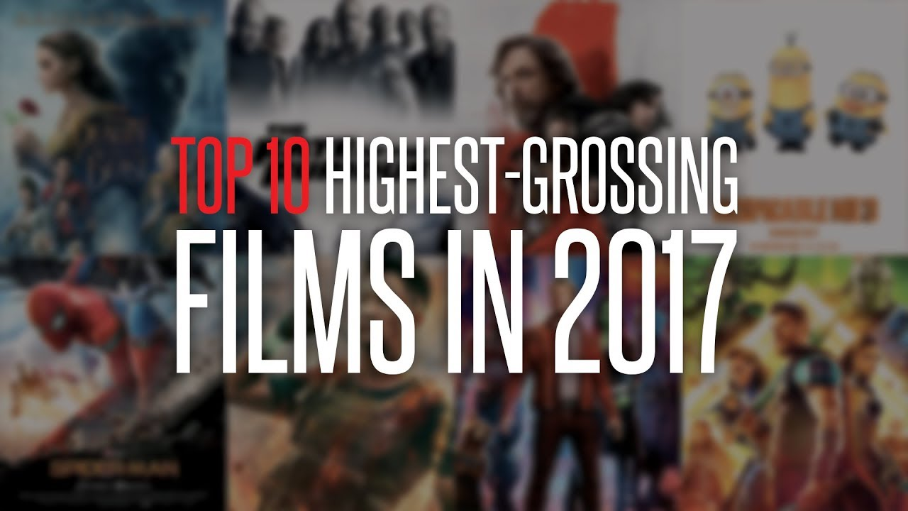 Download Top 10 Highest Grossing Films in 2017