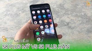 Video XTmobile | Với 4 điểm  khác biệt này thì S8 Plus Mỹ hay Hàn là tốt hơn ??? download MP3, 3GP, MP4, WEBM, AVI, FLV November 2018