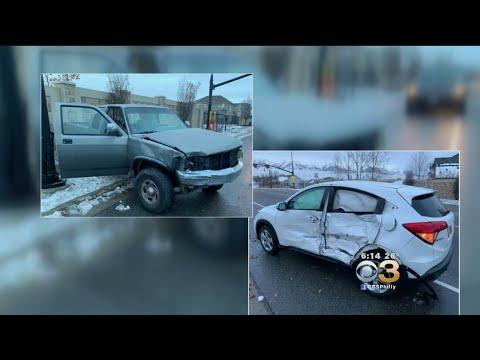 Utah Teen Attempting 'Bird Box Challenge' Leads To Crash