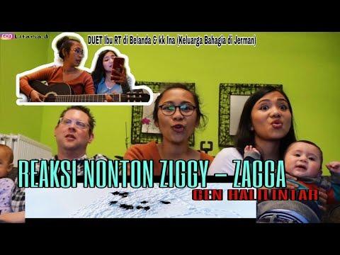 GEN HALILINTAR - ZIGGY ZAGGA (Reaction) | DUET CINTA BEDA AGAMA