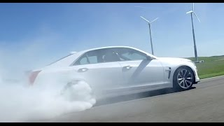 Cadillac CTS-V -- TEST/DRIVE