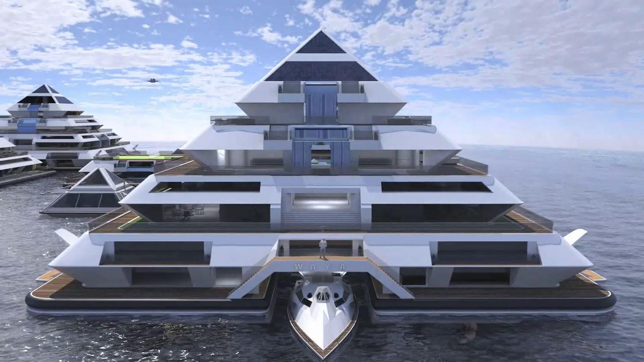 WAYA บ้านลอยน้ำ ในโลกยุคใหม่