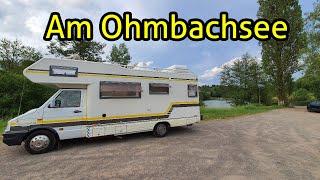 Wohnmobil Kurztrip - Am Ohmbachsee