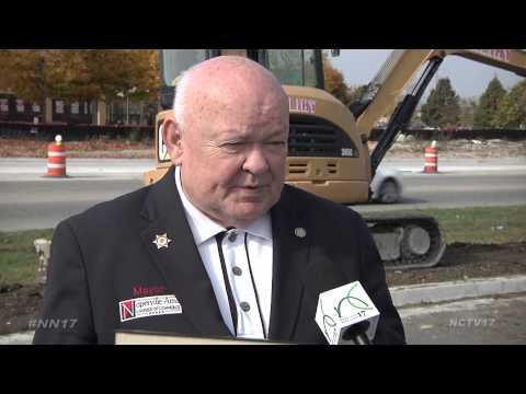 Mayor George Pradel Day