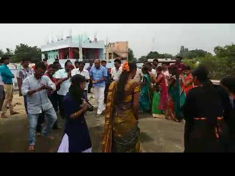 Ratna giri foundation bathukamma 2017  Kollapur