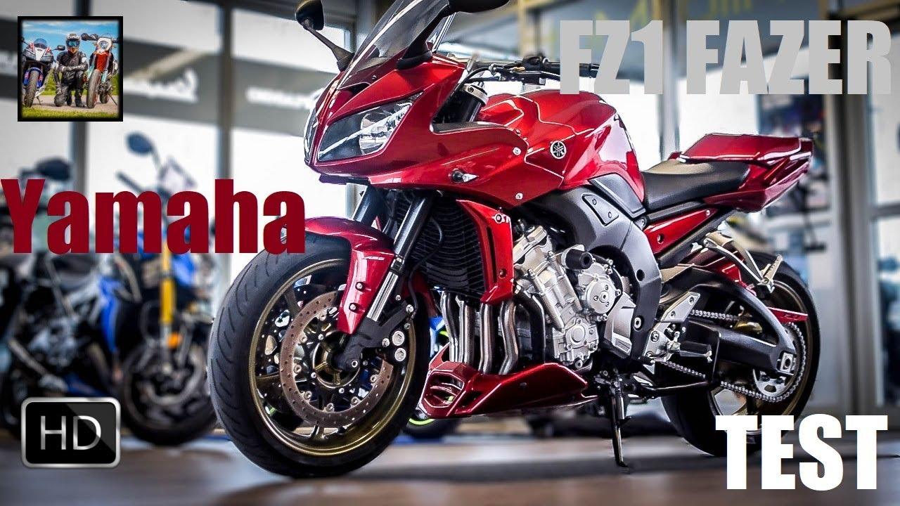 Yamaha Fz1 Fazer Test