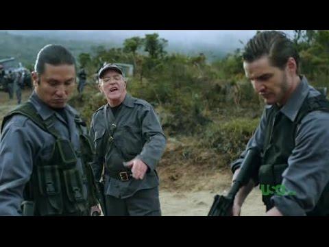 Burn Notice S05 E00 Prequel The Fall of Sam Axe
