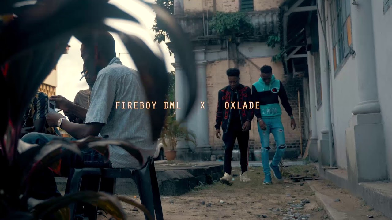 Fireboy DML – Sing ft. Oxlade