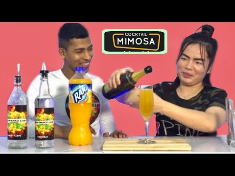 How To Make The Best Mimosa Recipe - Classic Mimosa Cocktail | Raju Beverage Lab
