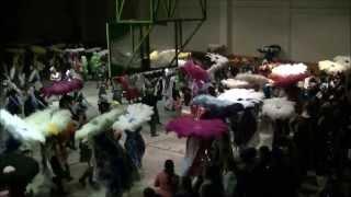 Carnaval Papalotla Tlaxcala 2013 remate parte 2