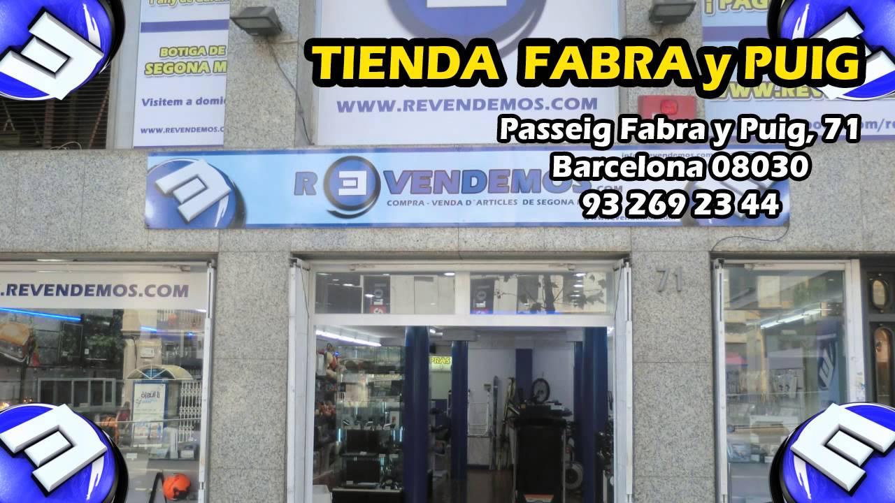 Tienda de segunda mano barcelona youtube - Taburetes segunda mano barcelona ...