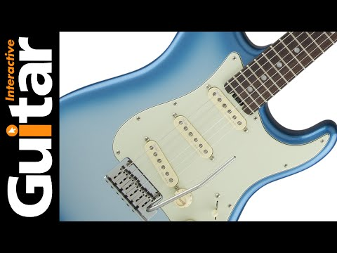 Fender Elite American Stratocaster | Review