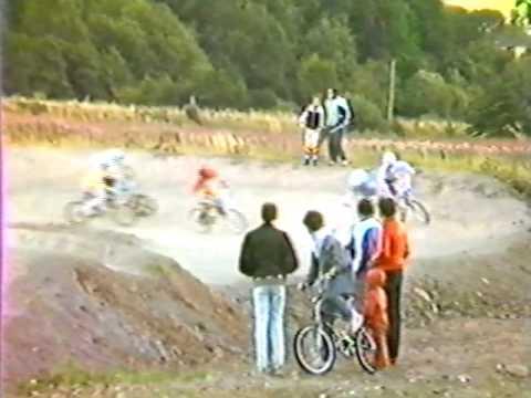 Perth Scottish BMX National 1986