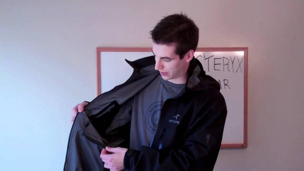 b81957d17b Arc'teryx Theta AR Jacket Review - YouTube
