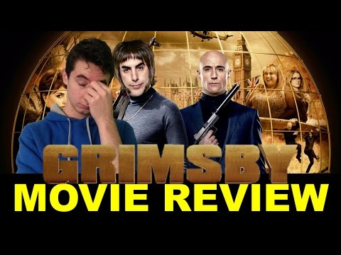Grimsby/The Brothers Grimsby - Movie Review