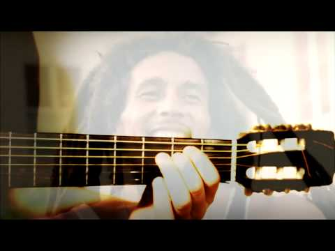 Redemption song - Bob Marley - Karaoke -  Acoustic Guitar
