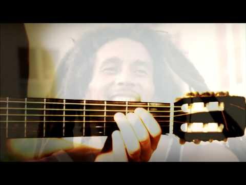 Redemption song - Bob Marley - Karaoke -  Acoustic Guitar