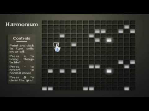 Demonstration: Harmonium b.1
